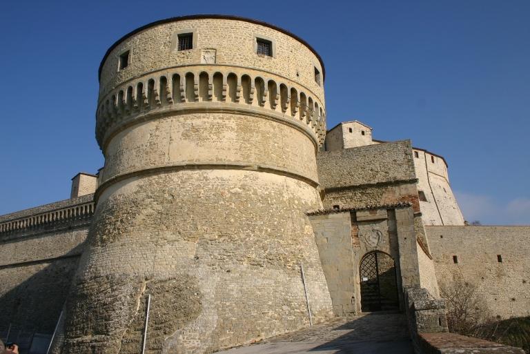 alla scoperta della fortezza Rocca di San Leo