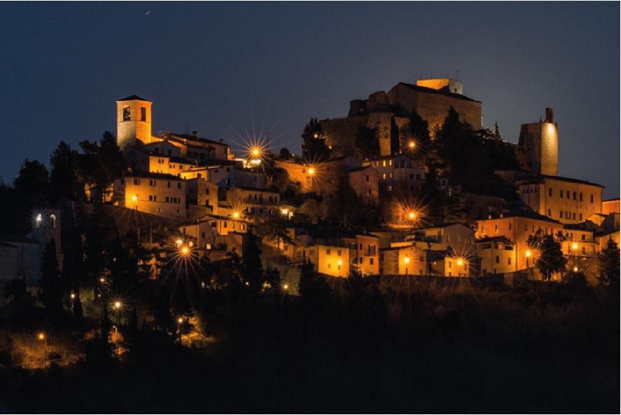 Apericena alla Rocca del Sasso di Verucchio